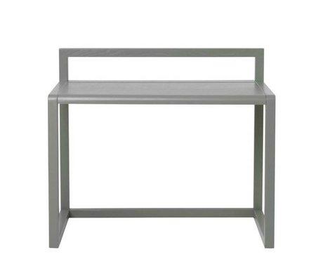 Ferm Living Desk Piccolo Architetto grigio cenere impiallacciatura 70x45x60cm