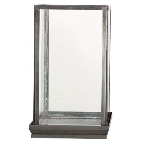 Housedoctor Glasglocke, Ø19x19x33cm