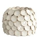 Housedoctor Vase 'Dot', white, Ø15x10cm