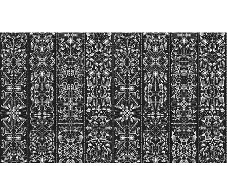 "NLXL-Studio Job Wallpaper ""Perished 03"" papier, noir / blanc, 900x48.7cm"
