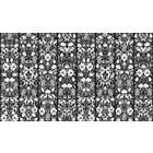 """NLXL-Studio Job Wallpaper """"fleurs fanées noir 06"""" papier, 900x48.7cm"""