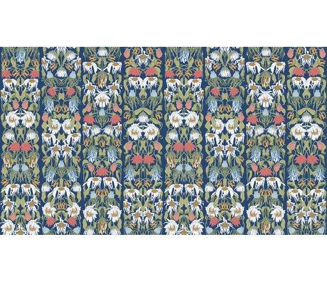 """NLXL-Studio Job La carta da parati """"fiori appassiti color 07"""", 900x48.7cm"""