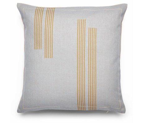 FÉST Pillow Sky (FEST x Mae Engelgeer) flerfarvet bomuld 45x45cm
