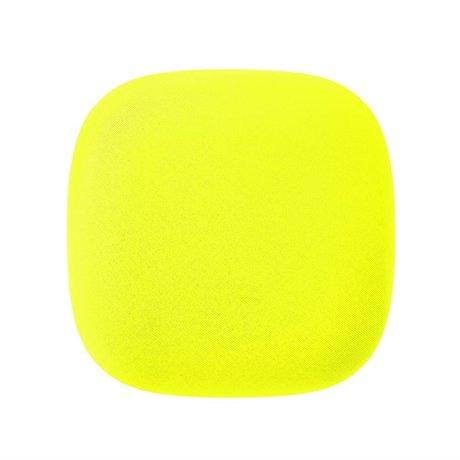 Jalo Smoke detector 10 Kupu yellow plastic 11x11x3,9cm