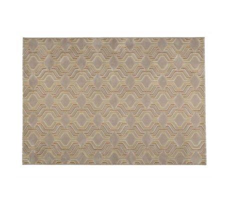 Zuiver Carpet Grace beige textile-290x200cm