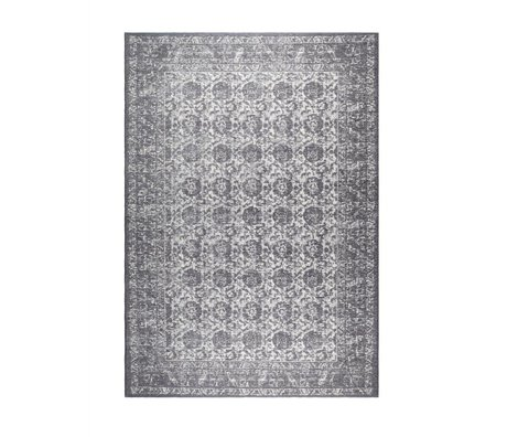 Zuiver Teppich Malva dunkel Baumwolle 240x170cm