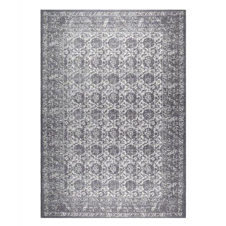 Zuiver Teppich Malva dunkel Baumwolle 300x200cm