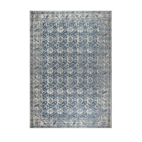 Zuiver Carpet Malva Denim blue cotton 240x170cm