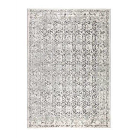 Zuiver Carpet Malva gray cotton 240x170cm