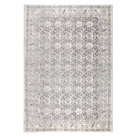 Zuiver Carpet Malva gray cotton 300x200cm