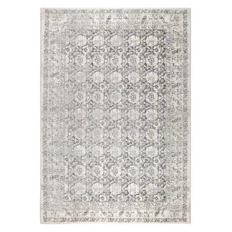 Zuiver Teppich Malva grau Baumwolle 300x200cm