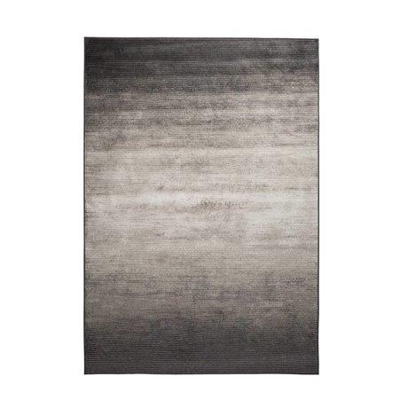 Zuiver Obi gray carpet textile 240x170cm