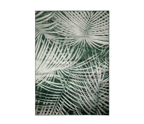 Zuiver Tæppe Palm fra dag grøn tekstil 240x170cm