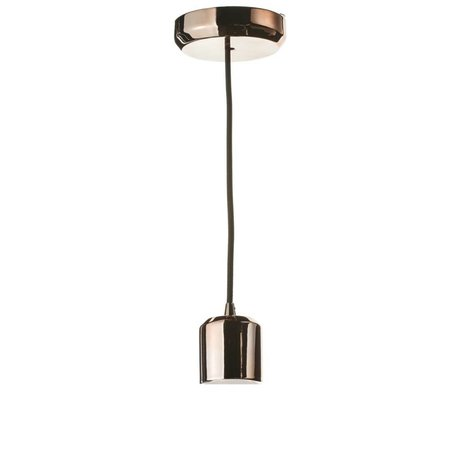 Seletti Cord lamp led light crystaled 240cm