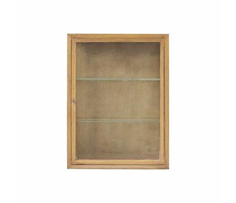 Housedoctor Kabinett natürliche braune Eiche 660X22x80cm