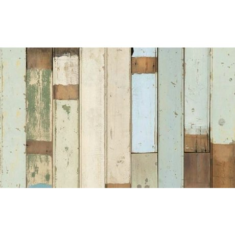 Piet Hein Eek Wood tapet 03