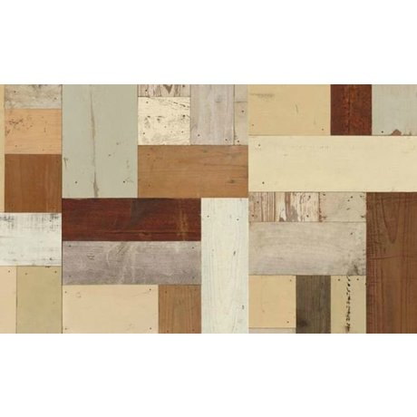 Piet Hein Eek Wood tapet 06
