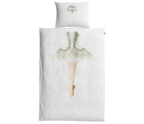 Snurk Bettwäsche Ballerina aus Baumwolle, 140x220cm