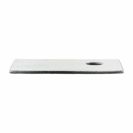 Housedoctor Sushi Board Rustik grå blå sten 17x29cm