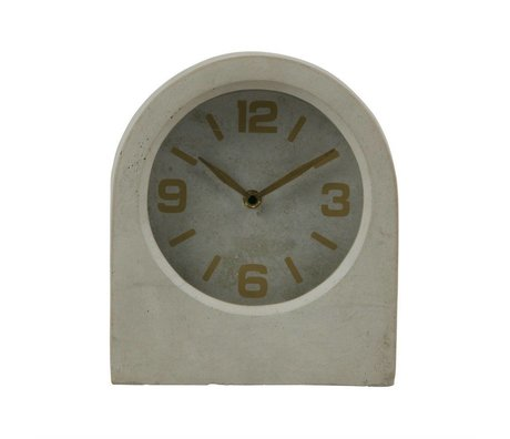 BePureHome AM Timeless 24x20,8x10cm hormigón gris