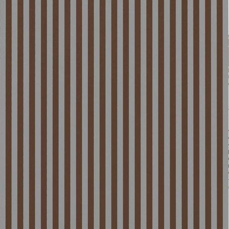 Ferm Living Wallpaper Linee sottili 53x1000cm claret grigio