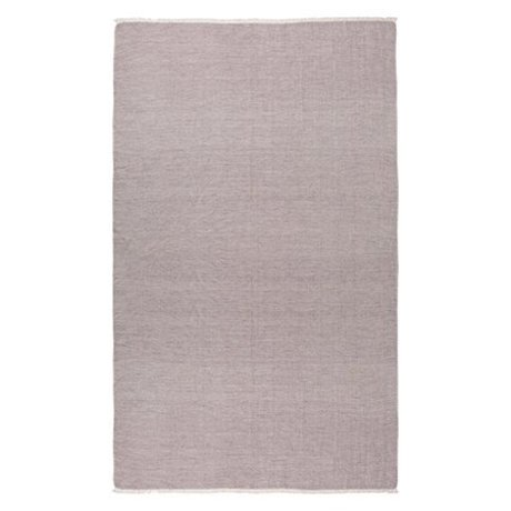 Ferm Living Tablecloth Blend burgundy red 240x140cm