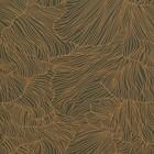 Ferm Living Wallpaper Coral dark green gold 53x1000cm