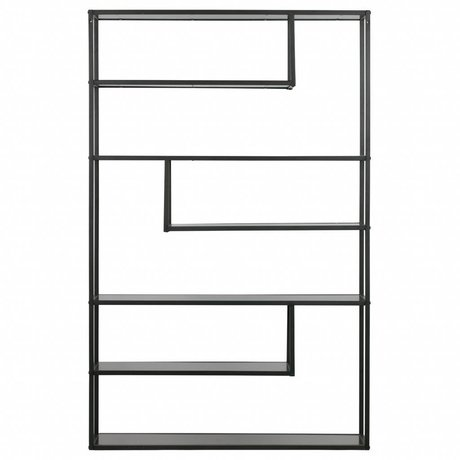 LEF collections Teun cabinet xl metal black