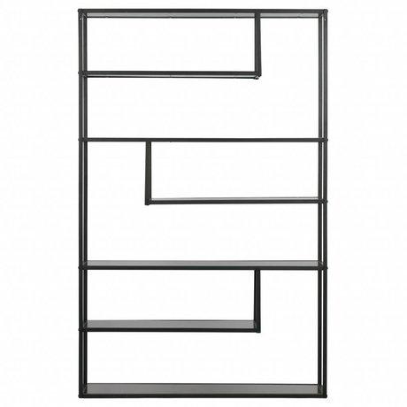 LEF collections Teun gabinete xl metal negro