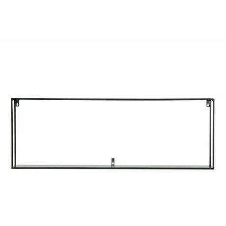 LEF collections Meert wall shelf xxl 100cm