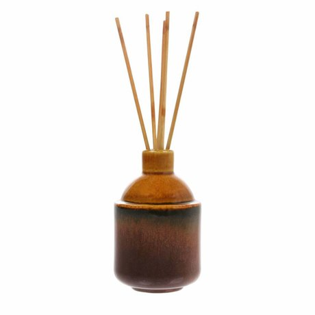 HK-living HK.5 røgelsespinde: ren basilikum 8,5x8,5x13,5cm