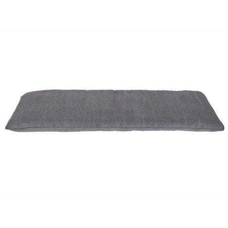 vtwonen Kissen Store grau Baumwolle 120x50x6cm