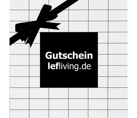 LEF collections lefliving.de chèque-cadeau € 50