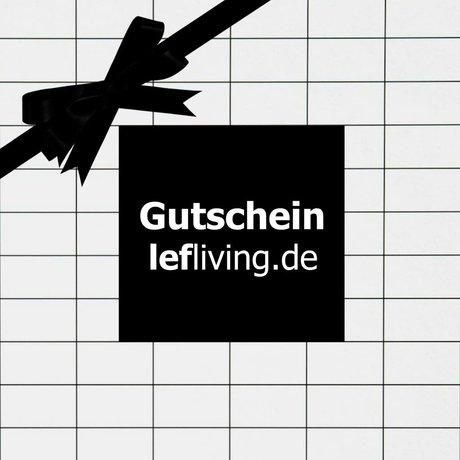 LEF collections buono regalo lefliving.de € il 50