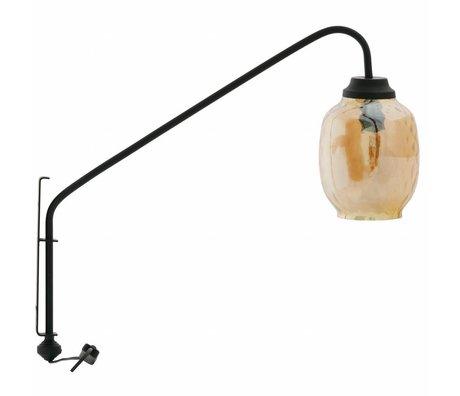 BePureHome Bubble lampada da parete in ottone anticato