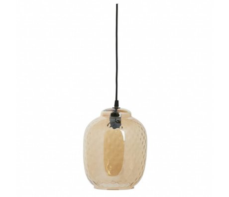 BePureHome Bubble hanging brass antique lamp