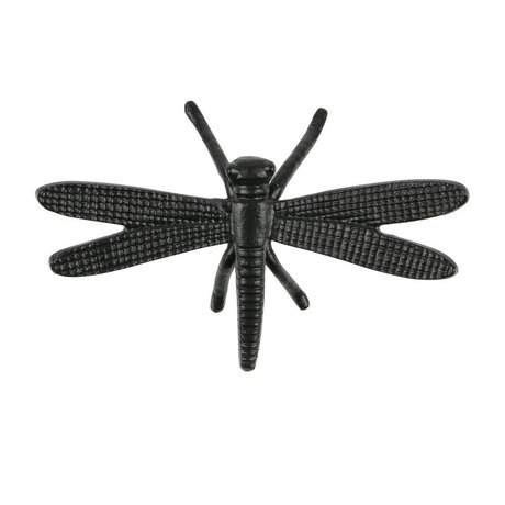 WOOOD Chris dragonfly metal black