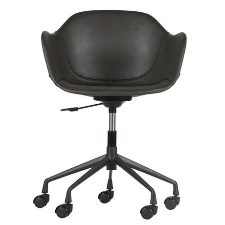 WOOOD Fos office chair gray