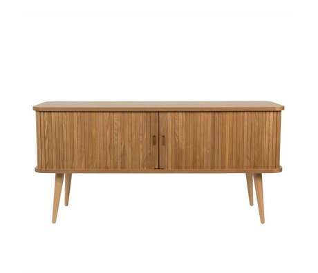 Zuiver Sideboard barber natural brown 120x40x57,5cm