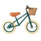 Banwood Kinderlaufrad first go dunkelgrün 65x20x41cm
