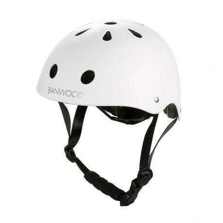 Banwood Cycling helmet child white 24x21x17,5cm