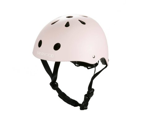 Banwood Fahrradhelm Kind rosa 24x21x17,5cm