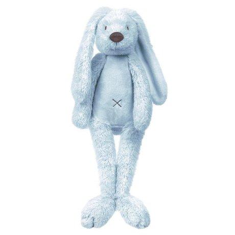 Kek Amsterdam Wandtattoo Rabbit Richie, blau, 17x40cm