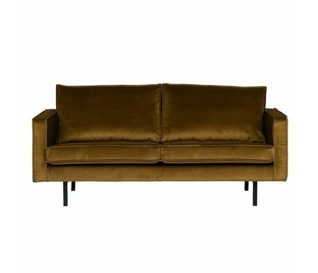 BePureHome Rodeo 2.5 zits velvet honey yellow