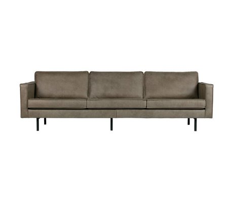 BePureHome Rodeo 3 seater elephant skin