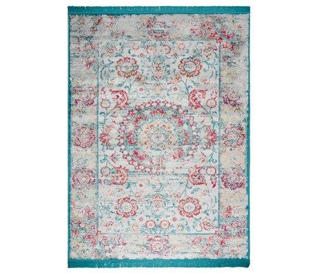 Zuiver Tapis tante lien textile multicolore 200x300cm