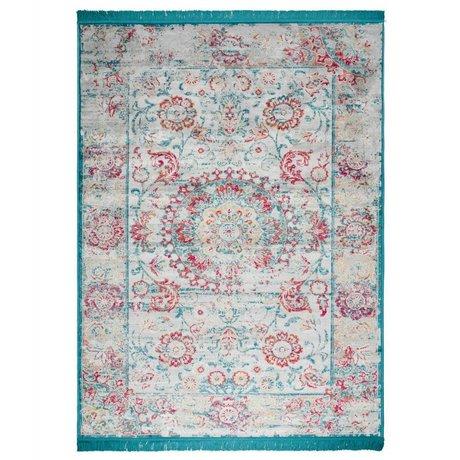 Zuiver Teppich Tante Pfandrecht mehrfarbig Textil 200x300cm
