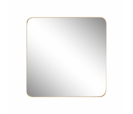 Riverdale Espejo Amaro oro 60x3,5xH60cm