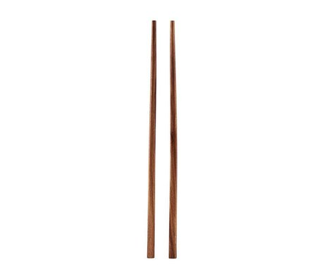 Housedoctor Chopsticks Akacie brown wood 22,5cm
