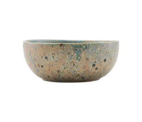 Housedoctor Schale Diva grün Keramik Ø13,5cm